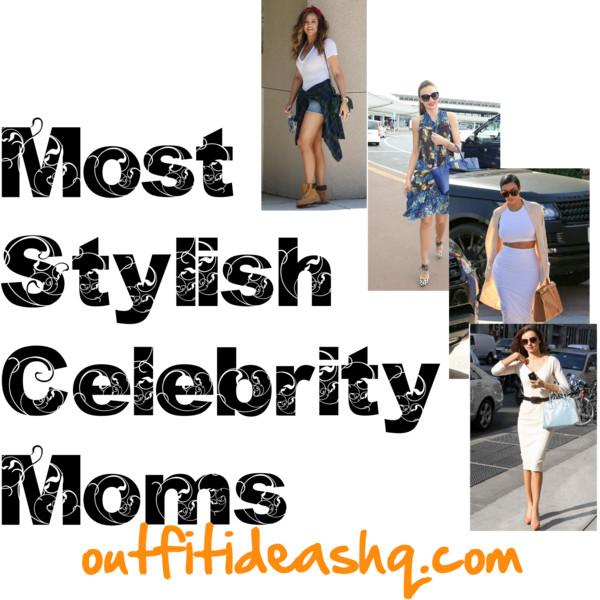 most stylish celeb moms 11
