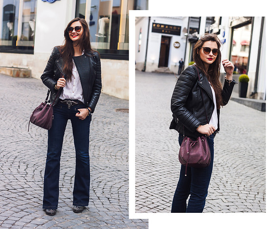 outfit ideas for flare jeans 10