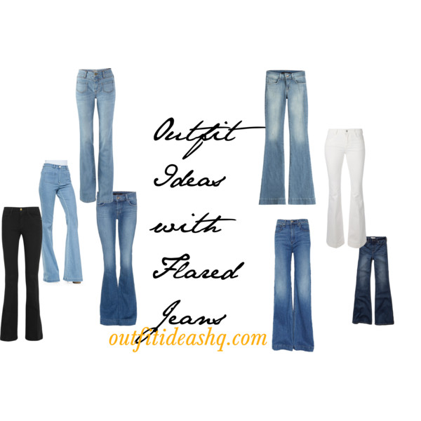 outfit ideas for flare jeans 11