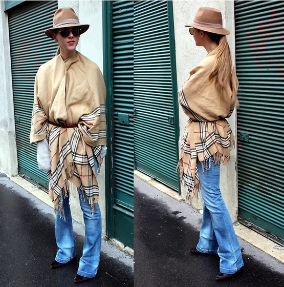 outfit ideas for flare jeans 5