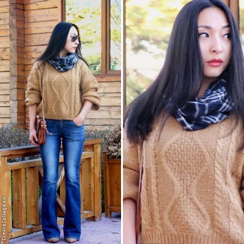 outfit ideas for flare jeans 6