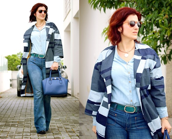 outfit ideas for flare jeans 8