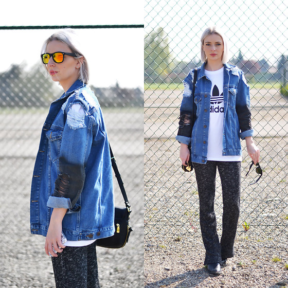 d70b4f710e outfit ideas for flare jeans 9 - Outfit Ideas HQ