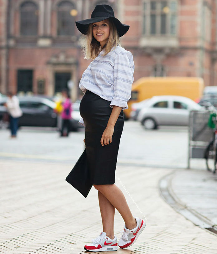 outfit ideas for pregnant women 2