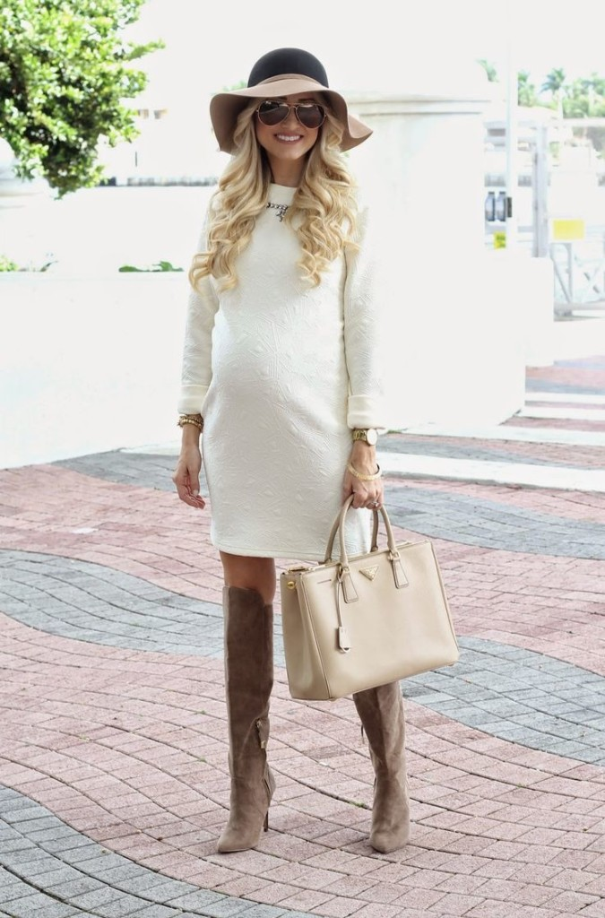 outfit ideas for pregnant women 5