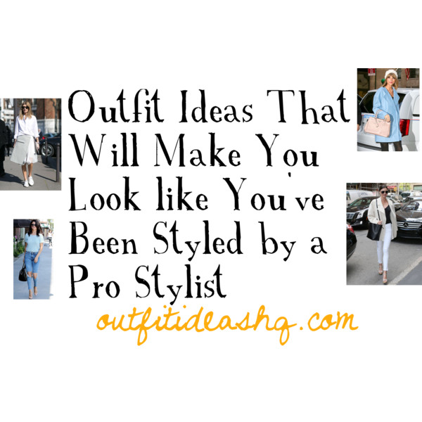 outfit ideas stylist 12