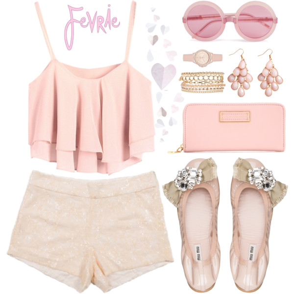 outfit ideas with cute shorts 2