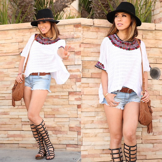 outfit ideas with cutoffs for spring and summer 2