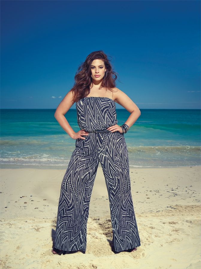 plus size beach wear outfit ideas 10