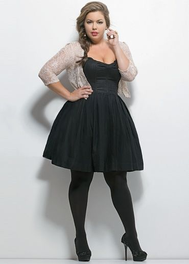 plus size party outfit ideas 5