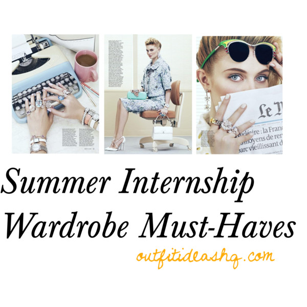 wardrobe staples for interns 11