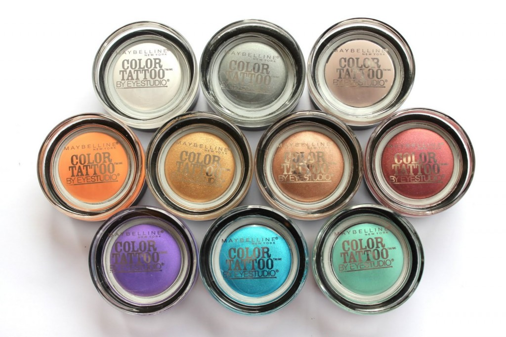 best cream eye shadows 2