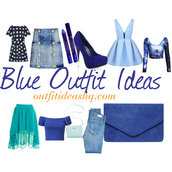 blue outfit ideas 11