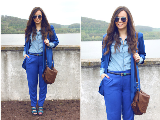 blue outfit ideas 9