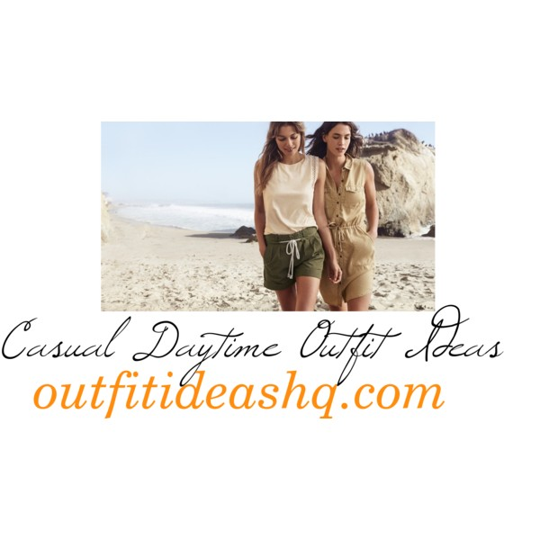 casual daytime outfit ideas 11