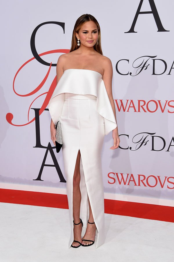 celebrity fashion at the cfda awards 2