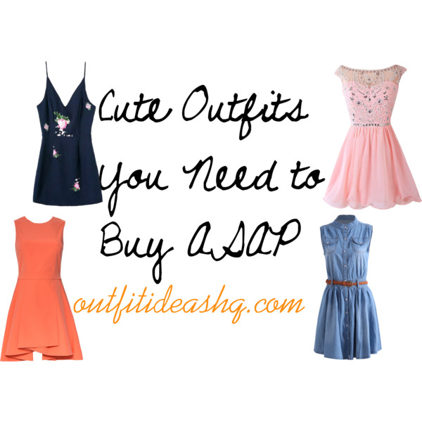 cute outfits to buy asap 9