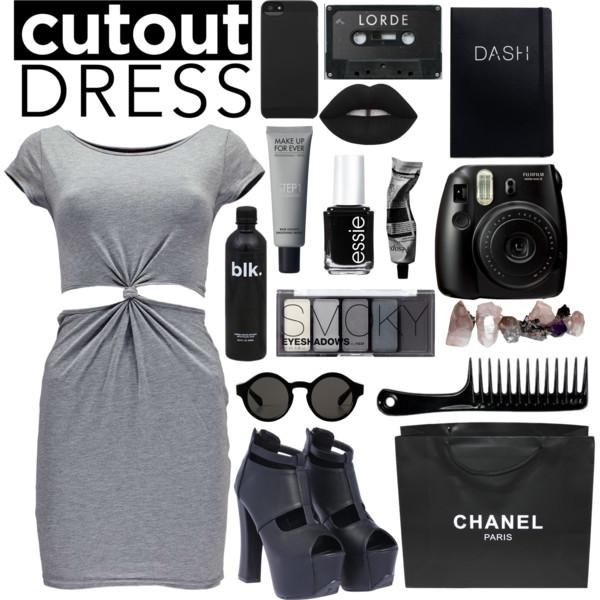 cutout dresses outfit ideas 1