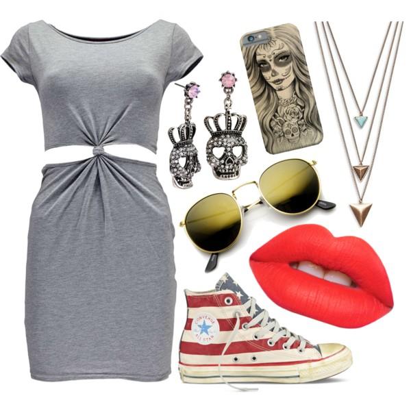 cutout dresses outfit ideas 2