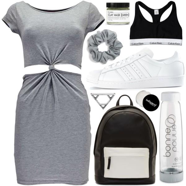 cutout dresses outfit ideas 3
