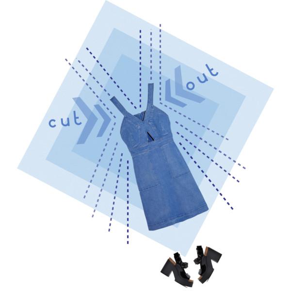 cutout dresses outfit ideas 6
