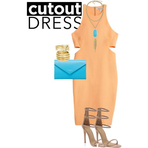cutout dresses outfit ideas 7