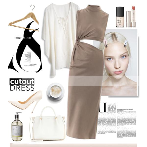 cutout dresses outfit ideas 9