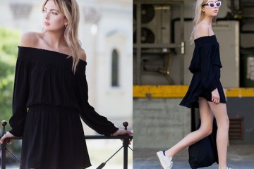 dark outfit ideas for summer 1