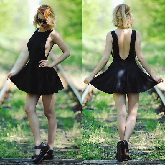 dark outfit ideas for summer 8