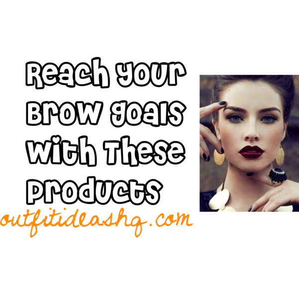 eyebrow products 8