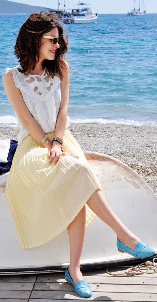 greece vacation holiday outfit ideas 1