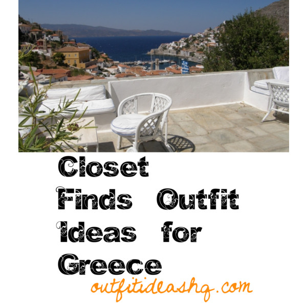 greece vacation holiday outfit ideas 11