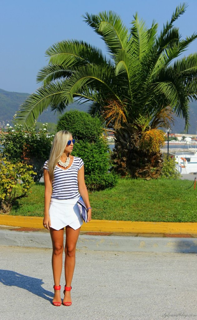 greece vacation holiday outfit ideas 5