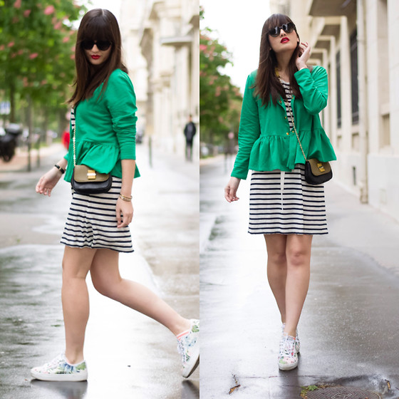 green outfit ideas 3