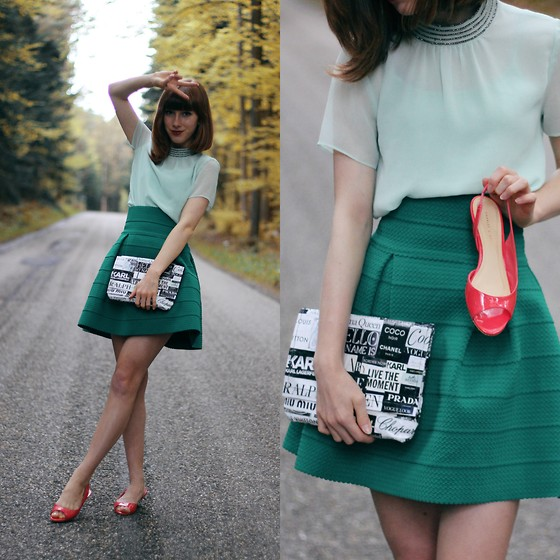 green outfit ideas 4