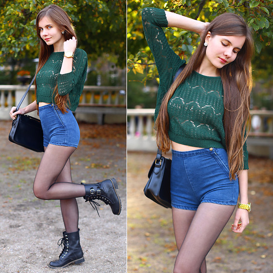 green outfit ideas 8