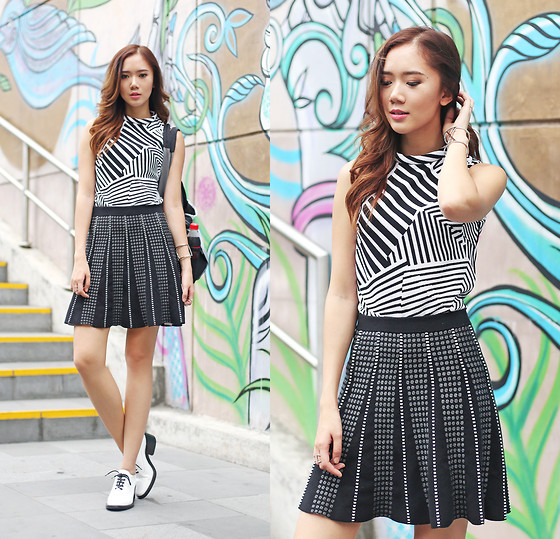 monotone outfit ideas 1