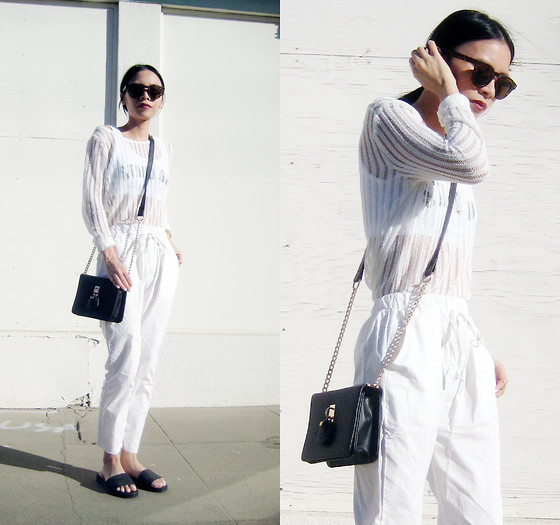 monotone outfit ideas 10