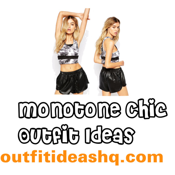 monotone outfit ideas 11