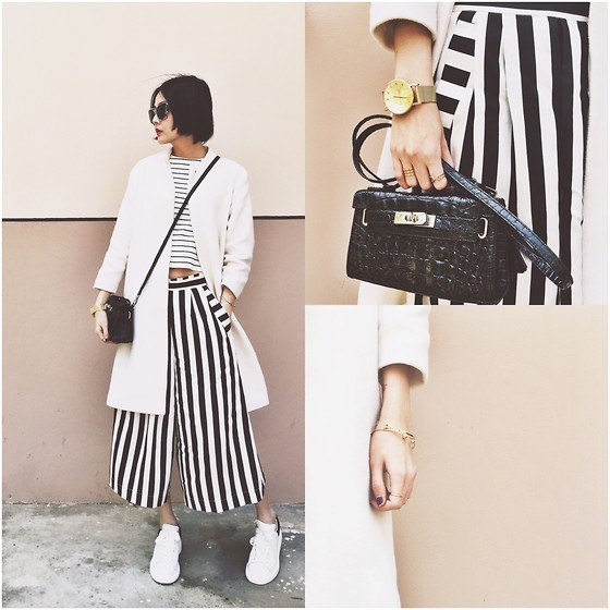 monotone outfit ideas 2