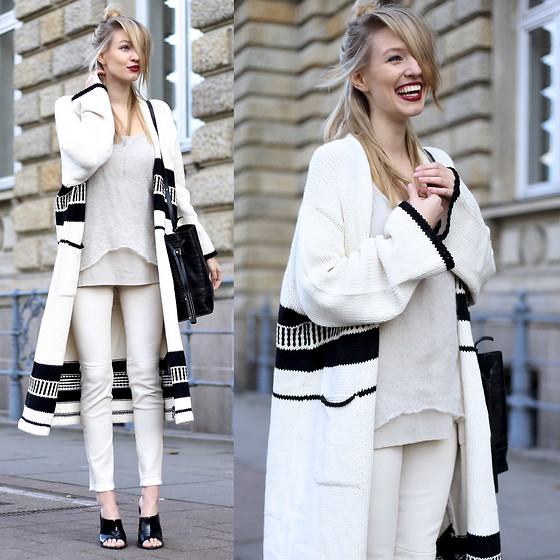 monotone outfit ideas 6