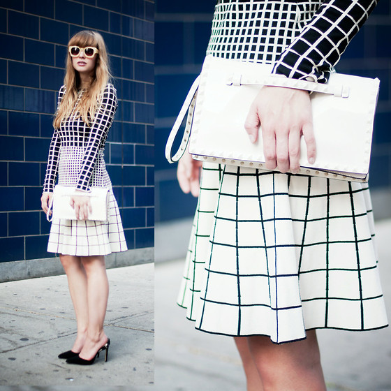 monotone outfit ideas 7