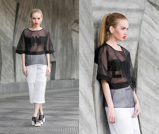monotone outfit ideas 9