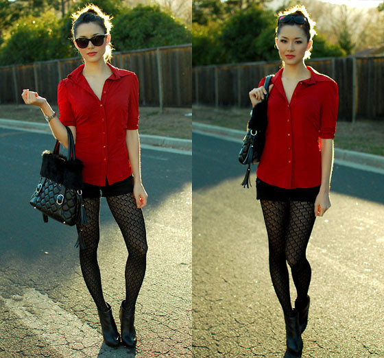 outfit ideas with hosiery 1