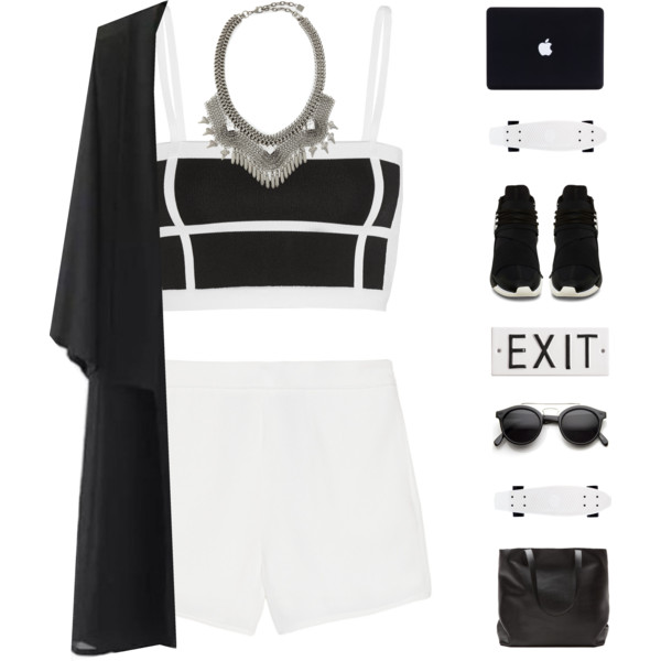 skater chic outfit ideas 1
