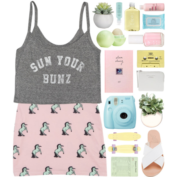 skater chic outfit ideas 2