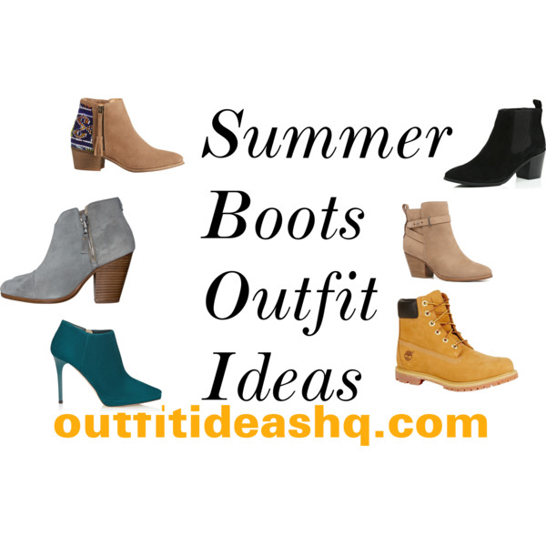 summer boots outfit ideas 11