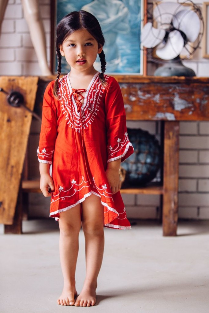 summer outfit ideas for little girls 8