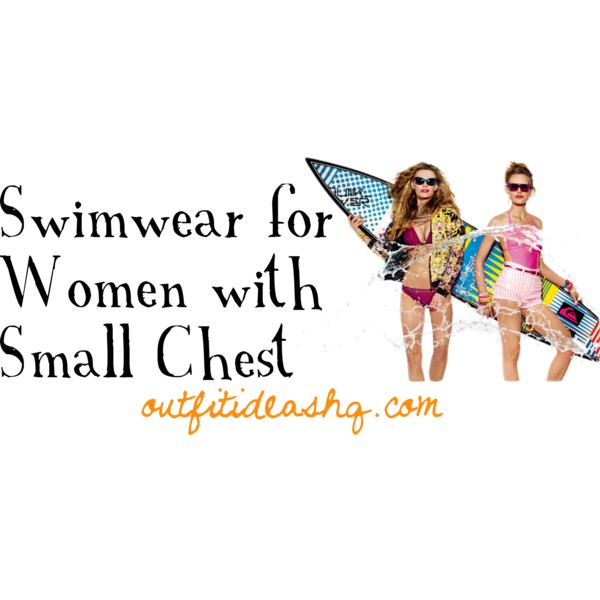 swimswuit for women with small chest 10