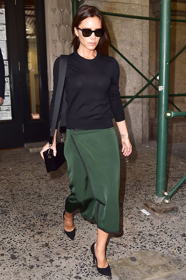victoria beckham outfit ideas 1